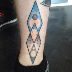 Tattoo Dotwork par Raoul