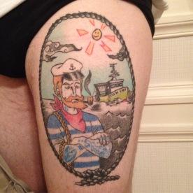 Tattoo. Dotwork. Par Raoul