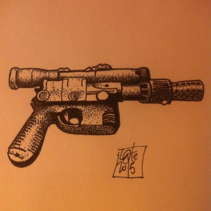 Flash Tattoo, Dotwork. par Raoul